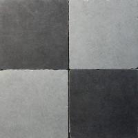 vloertegels - 30x30cm - type d22 zwart-grijs